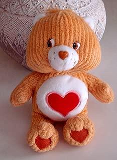 Tenderheart Corduroy Care Bear Plush - 8 Inches Tall