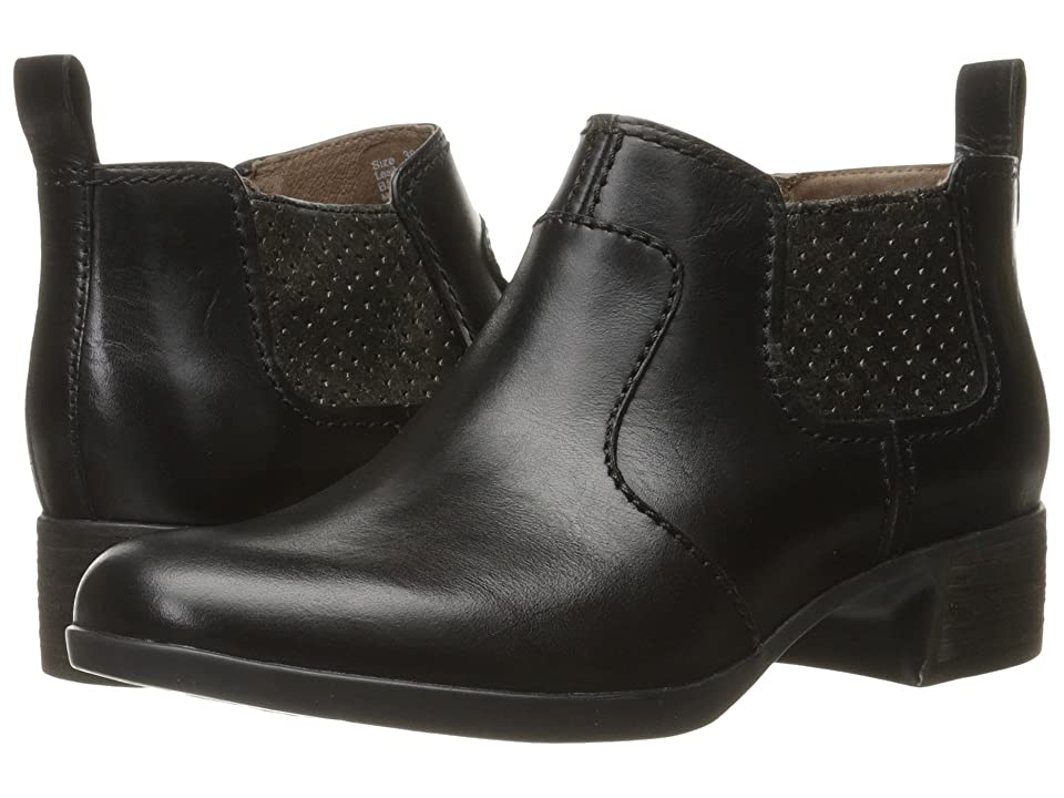 Dansko Lola (Black Antiqued Calf) Women