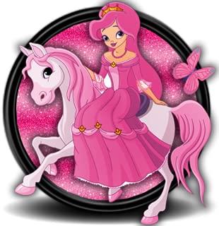 my little princess Unicorn princeses Running
