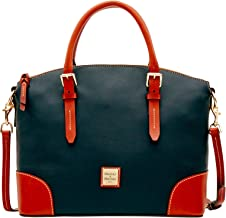 Dooney & Bourke Oberland Domed Satchel Black