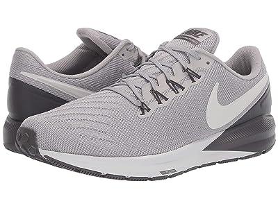 Nike Air Zoom Structure 22 (Atmosphere Grey/Vast Grey/Thunder Grey) Men