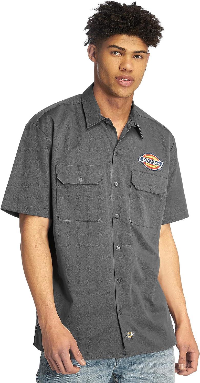 Dickies Clintondale Camiseta Deporte para Hombre