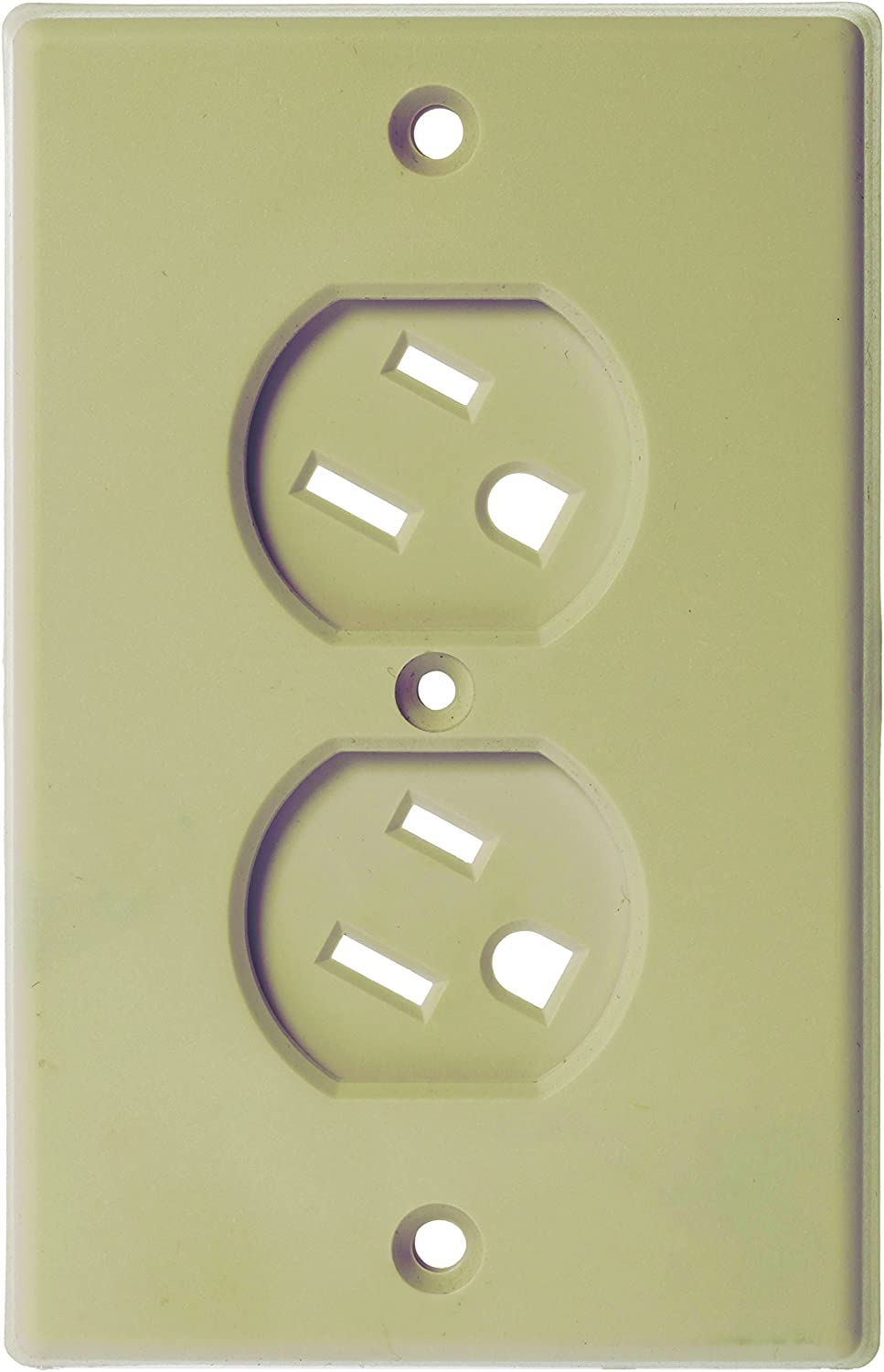 Swivel Outlet Cover Beige