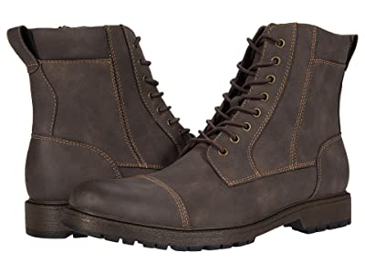 Dockers Stratton (Brown Distressed Synthetic) Men