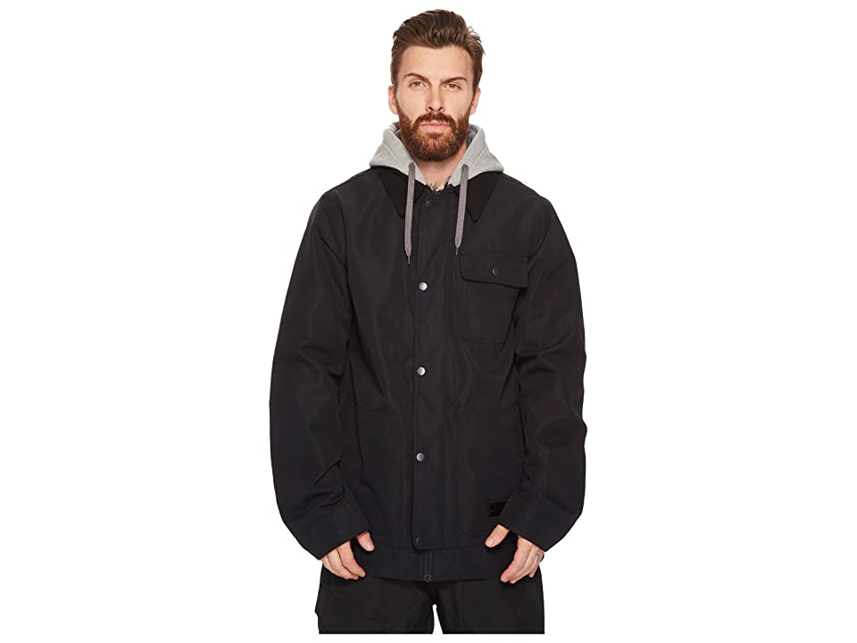 Burton Dunmore Jacket (True Black) Men