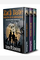 Zach Dane, detective de lo sobrenatural: Colección en español de misterio cozy (Vol 1 al 3) (Spanish Edition) Kindle Edition