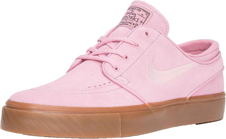 Nike Zoom Stefan Janoski Mens Fashion-Sneakers 333824-604_14 - Elemental Pink Elemental Pink-Sequoia