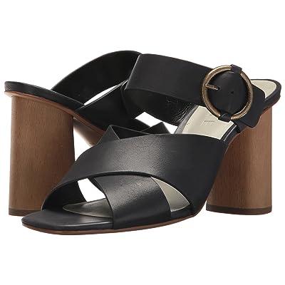 1.STATE Icendra (Black Leather) High Heels