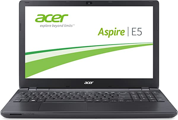Acer Aspire E5-571-36CL 39 6 cm  15 6 Zoll  Laptop  Intel Core i3 4030U  1 9GHz  4GB RAM  1000GB HDD  Intel HD 4400  DVD  Win 8 1  schwarz