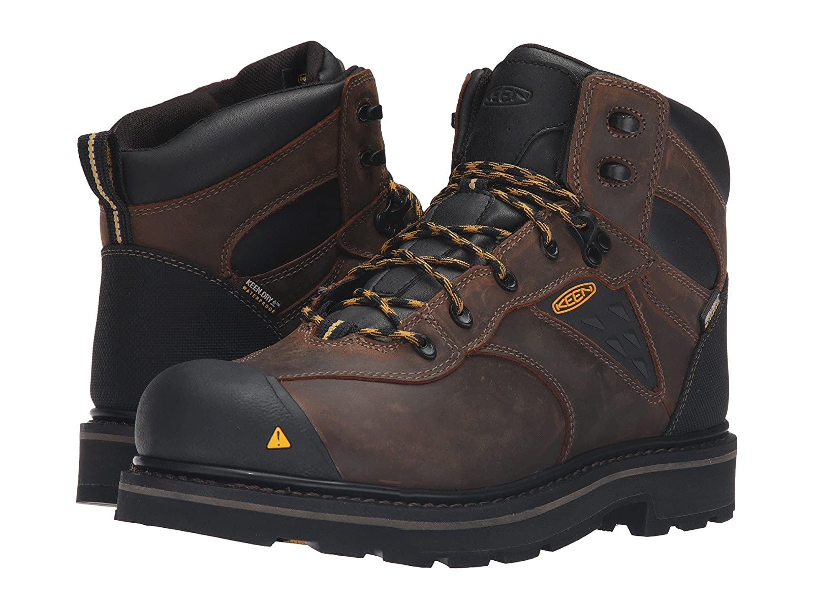 Keen Utility Tacoma Soft Toe WPCheap and distinctive eye-catching shoes