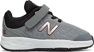 (ニューバランス) New Balance 靴?シューズ キッズランニング Fresh Foam Kaymin Steel with Black スティール ブラック US 9.5 (16.5cm)