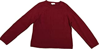 Christopher and Banks Women's Pullover Sweater Size XL Extra Large Red