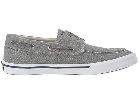 Sneaker II GreyNavyWhite Boat Sperry Washed Bahama IgwZa