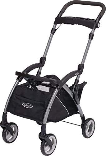 Graco SnugRider Elite Car Seat Carrier | Lightweight Frame Stroller | Travel Stroller Accepts any Graco Infant Car Se...