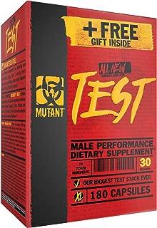mutant testosterone booster