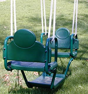 swing set glider face to face