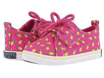 Sperry Kids Crest Vibe Crib Jr (Infant/Toddler) (Pink/Purple) Girl