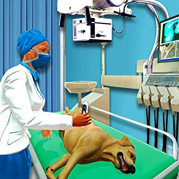 Animal Hospital Pet Vet Clinic - Do Pet Animal Rescue Pet Care at Animal Shelter Become Animal Doctor at Animal Clinic - Best Pet Games Animal Games for Kids Free
