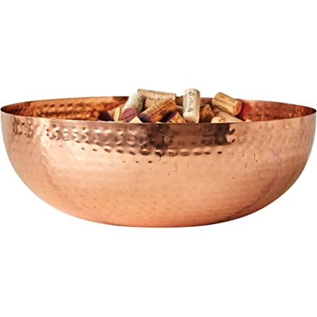 De Kulture/™ Hand Made Rohida Wood Monk Bowl 4X2.2 DH Inches Brown