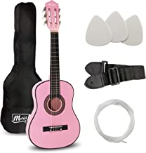 Amazon.es: guitarra rosa niña