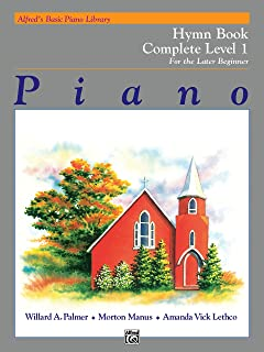 Alfred'S Basic Piano Library Hymn Book 1 Complete