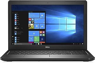"""Dell NH1DY Latitude 3580, 15.6"""" HD Laptop (Intel Core i5-7200U, 4GB DDR4, 500GB Hard Drive, Windows 10 Pro)"""