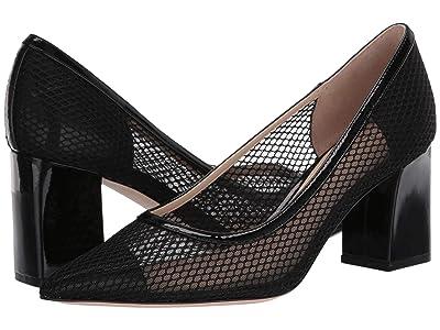 Marc Fisher LTD Zesty (Black Fabric) Women