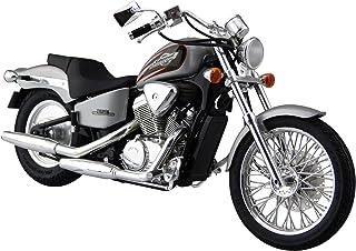 青島文化教材社 1/12 バイクシリーズ No.44 ホンダ スティード400VSE カスタムパーツ付き プラモデル