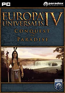 Europa Universalis IV: Conquest of Paradise [Online Game Code]