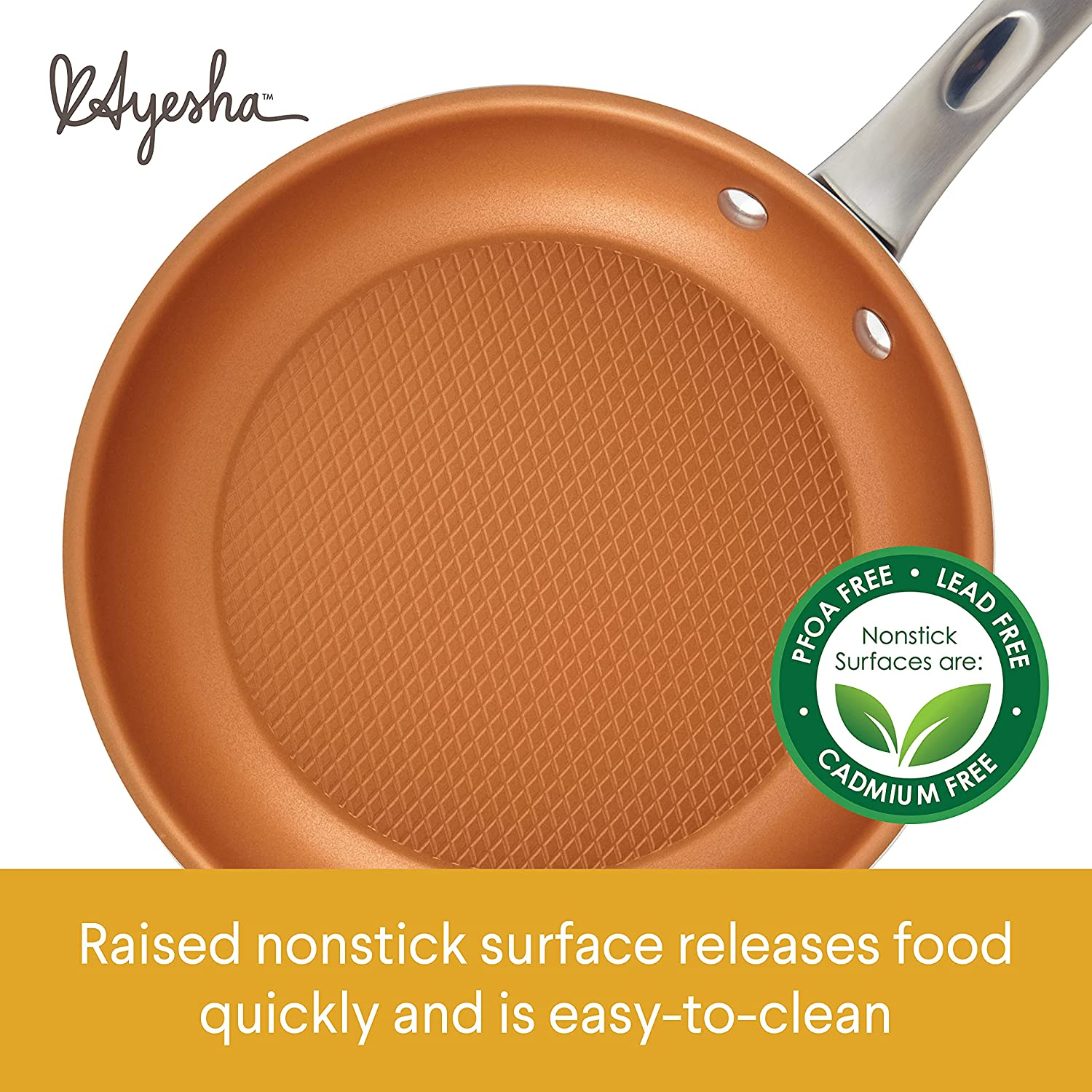Cleaning tips of ayesha curry cookware