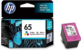 HP 65 Original Genuine | Ink Cartridge | Color | N9K01AA