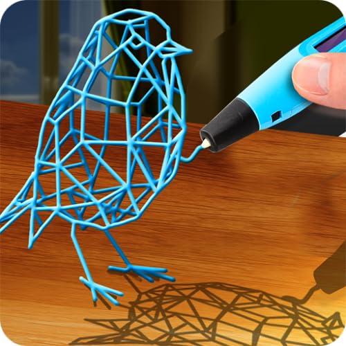 Magic 3D Pen Simulator