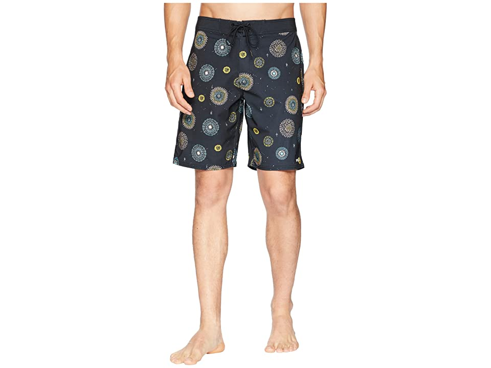 RVCA Pelletier Trunks (RVCA Black) Men