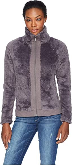 Furry Fleece Full Zip