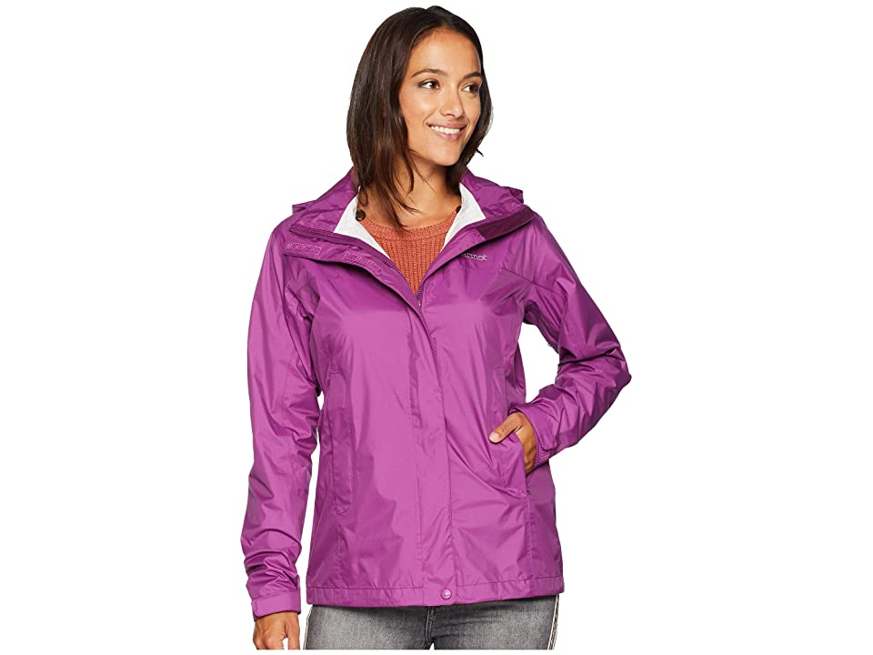 Marmot PreCip(r) Jacket (Grape) Women