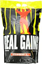 Universal Nutrition Real Gains Strawberry Powder 4 8Kg Estimated Price : £ 55,61