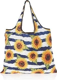 YaYBag J4328 Jumbo Reusable Bag, Sunflower