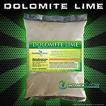 Best dolomite lime powder Reviews
