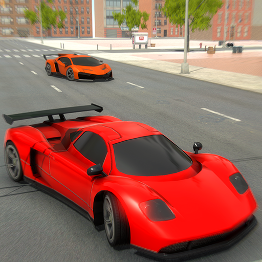 Top Speed Car Driving Simulator: Real City Car Drive