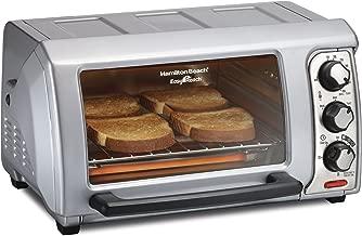 Hamilton Beach 31339 Easy Reach Toaster Oven with Roll-Top Door