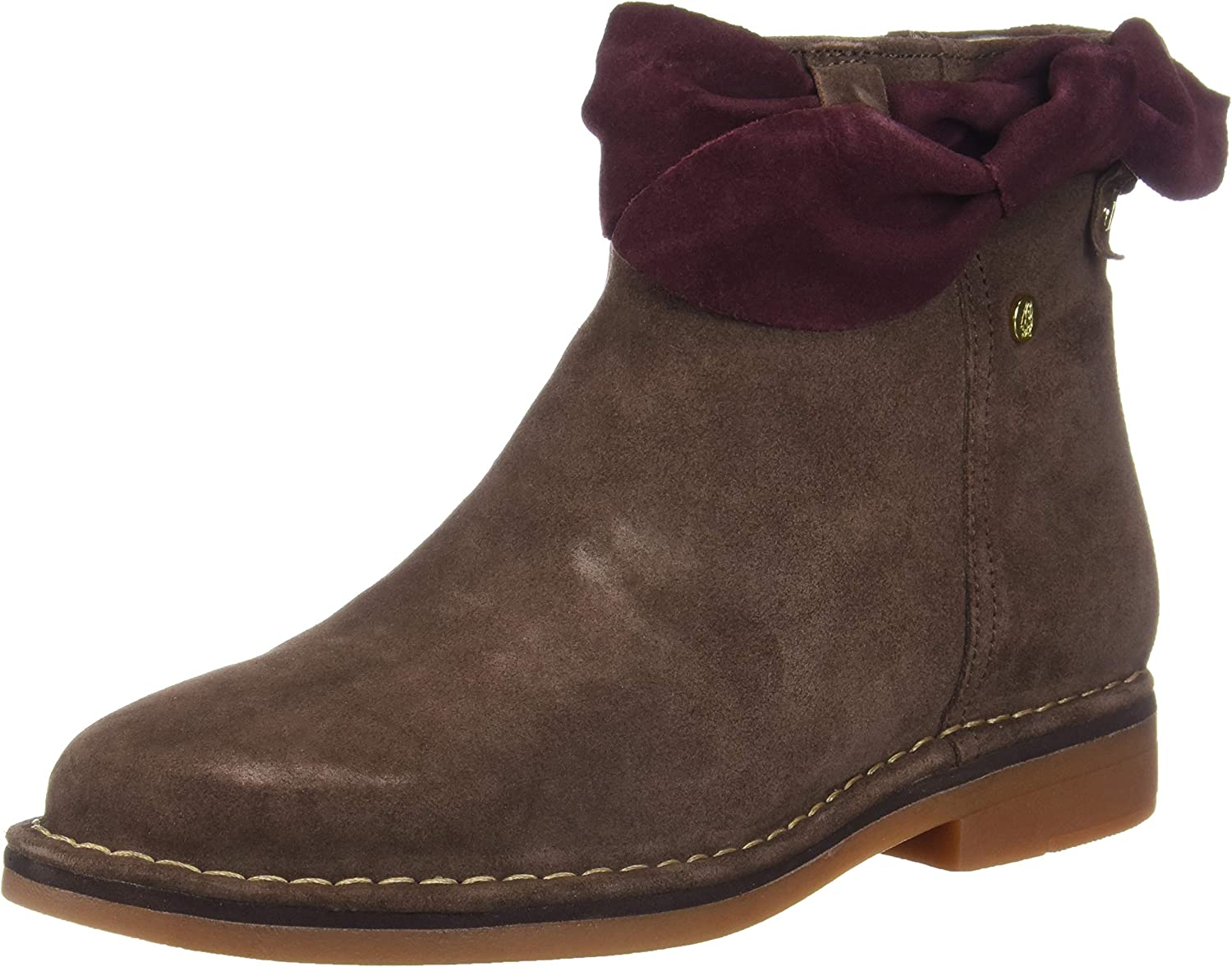 Hush Puppies Womens Catelyn Bow Boot Chelsea Boots