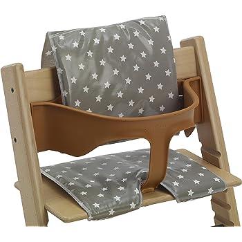 BabyDan Unisex High Chair Cushions
