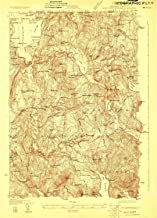 YellowMaps Lake Memphremagog VT topo map, 1:48000 Scale, 15 X 15 Minute, Historical, 1923, 27.7 x 20 in