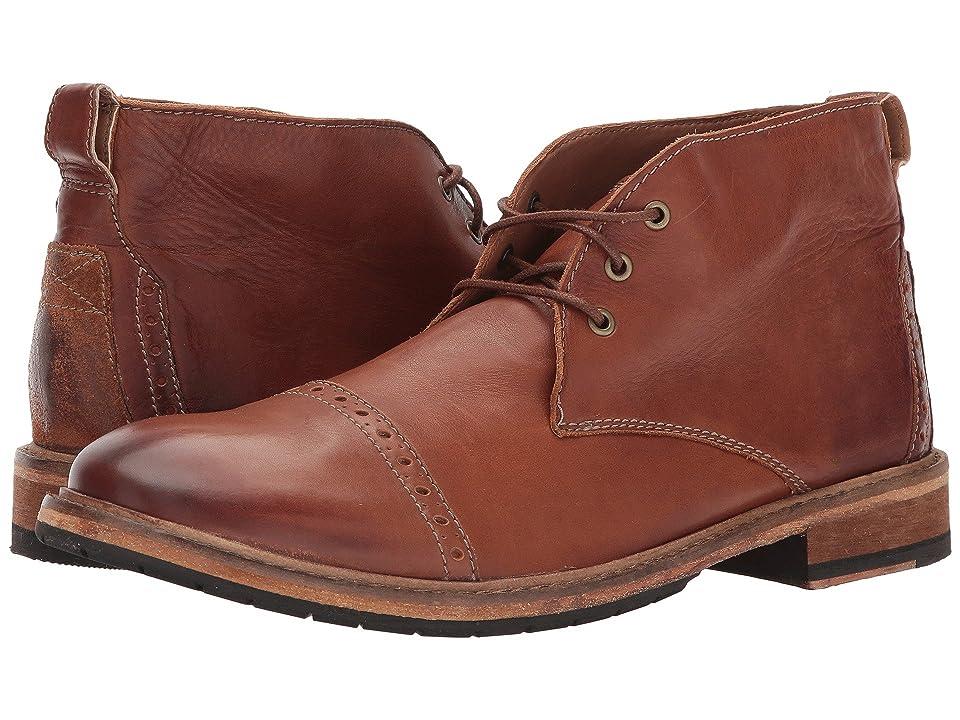 Clarks Clarkdale Jean (Dark Tan Leather) Men