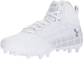 Under Armour Men's Banshee Mid MC Lacrosse Shoe