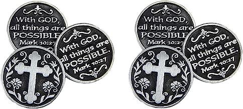 Best christian pocket tokens Reviews
