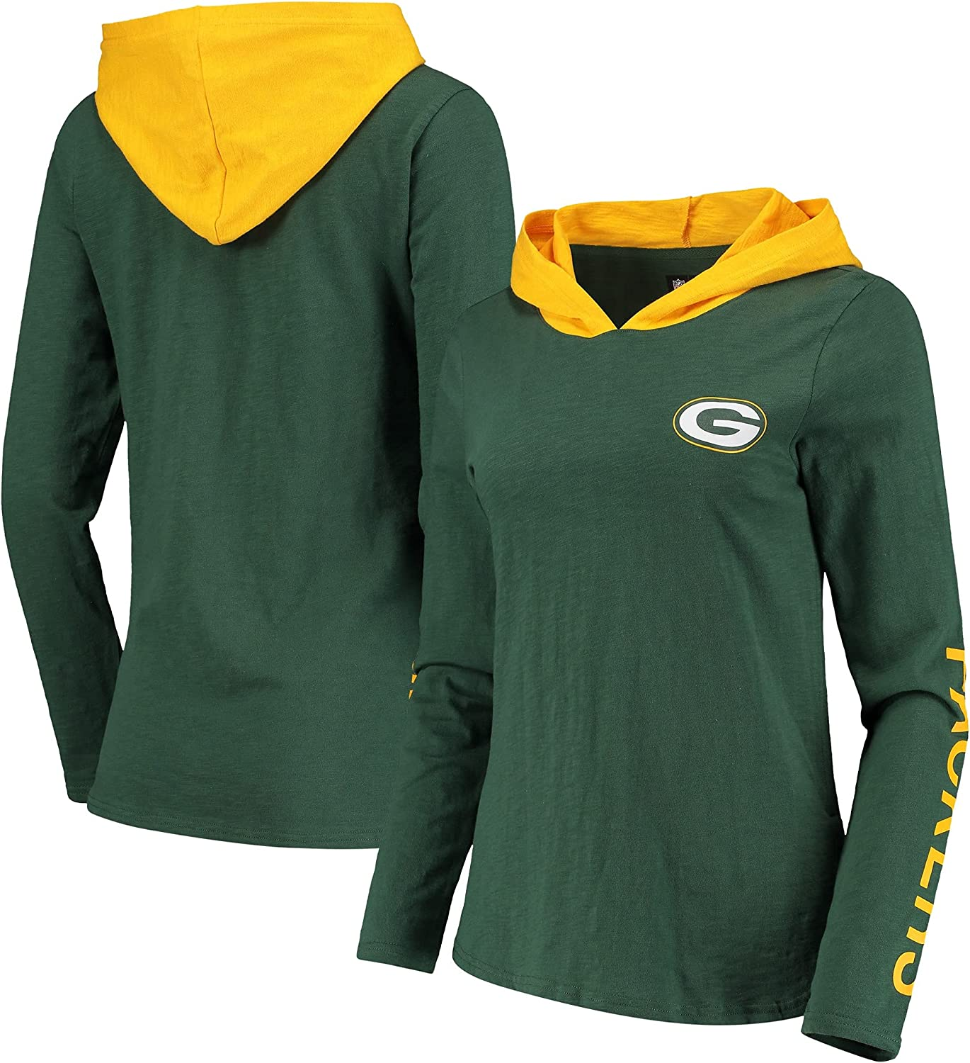 G-III 4her by Carl Banks Pullover Women's Limited time for free shipping Crossbar Boston Mall NFL Hoodie