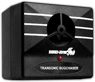 Bird-X Transonic Bugchaser Ultrasonic Pest Repeller, Covers up to 1,500 sq. ft.