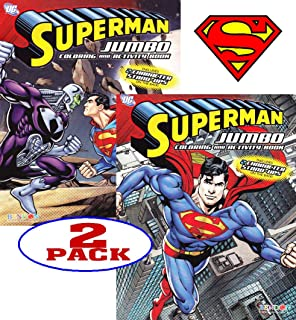 superman colouring games