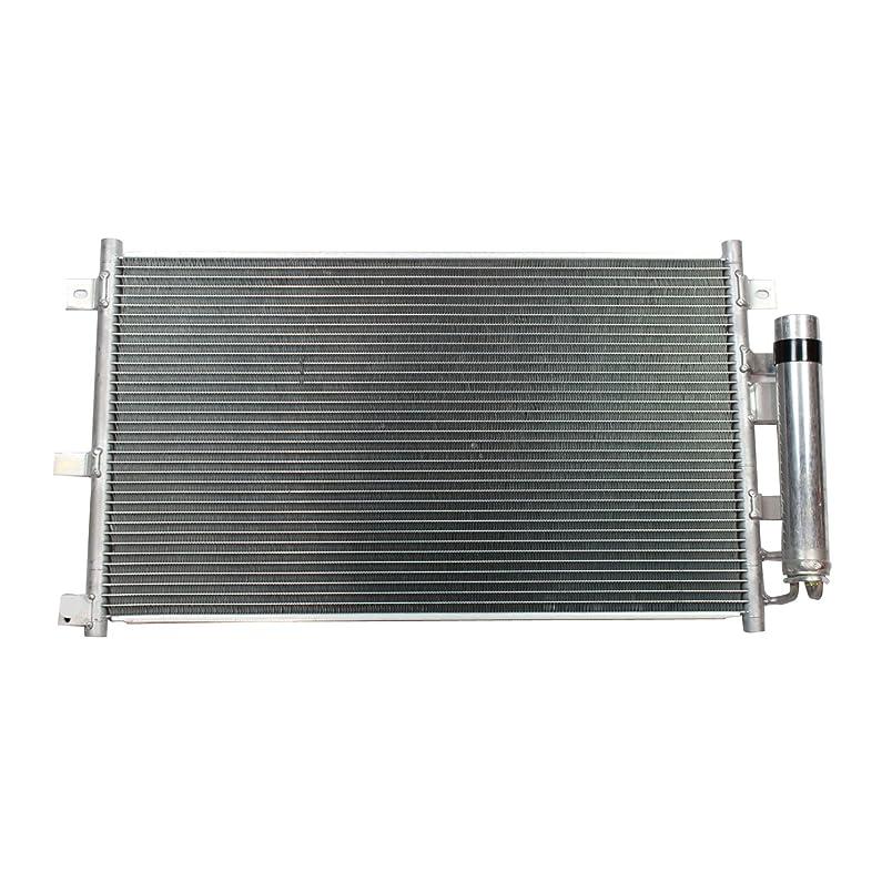 TYC 3481 Replacement Condenser for Mazda Miata bn027363469